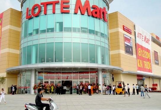 Lotte Mart Cần Thơ 2