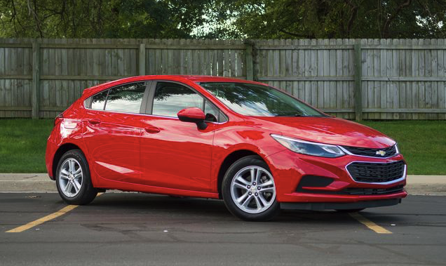 2017 Chevrolet Cruze Hatchback Automatic Review