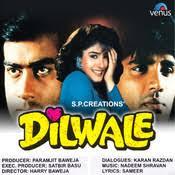 Dilwale songs