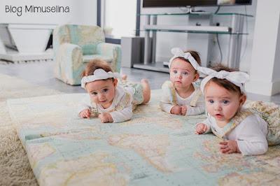 colchoneta de suelo para bebé cómo reaccionar a un embarazo múltiple mi vida con trillizas blog mimuselina