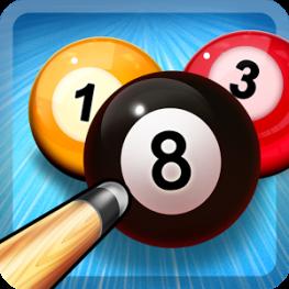 لعبة البلياردو 8 ball pool للاندرويد