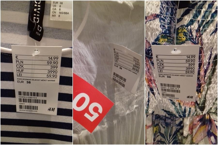 100zł, moda, poradnik, porady, przegląd, przymierzalnia, sieciówki,H&M