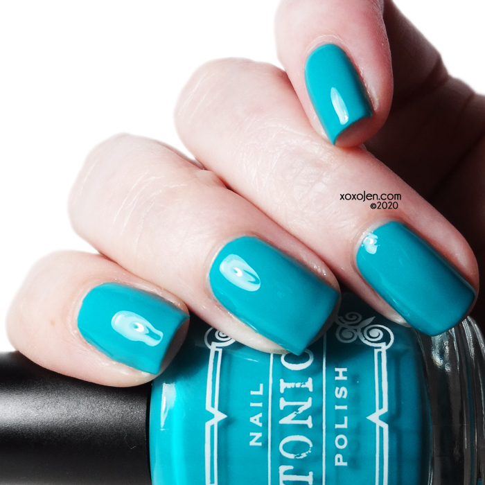 xoxoJen's swatch of Tonic La Playa