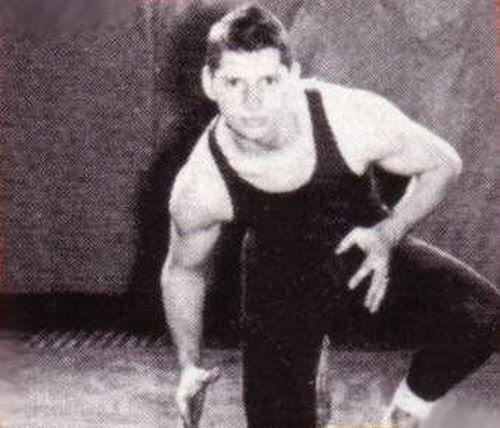 Vince McMahon amateur wrestling days