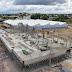 Obras do terminal hidroviário de Santarém seguem cronograma estabelecido