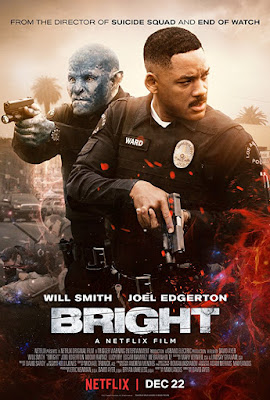 poster for the movie Bright