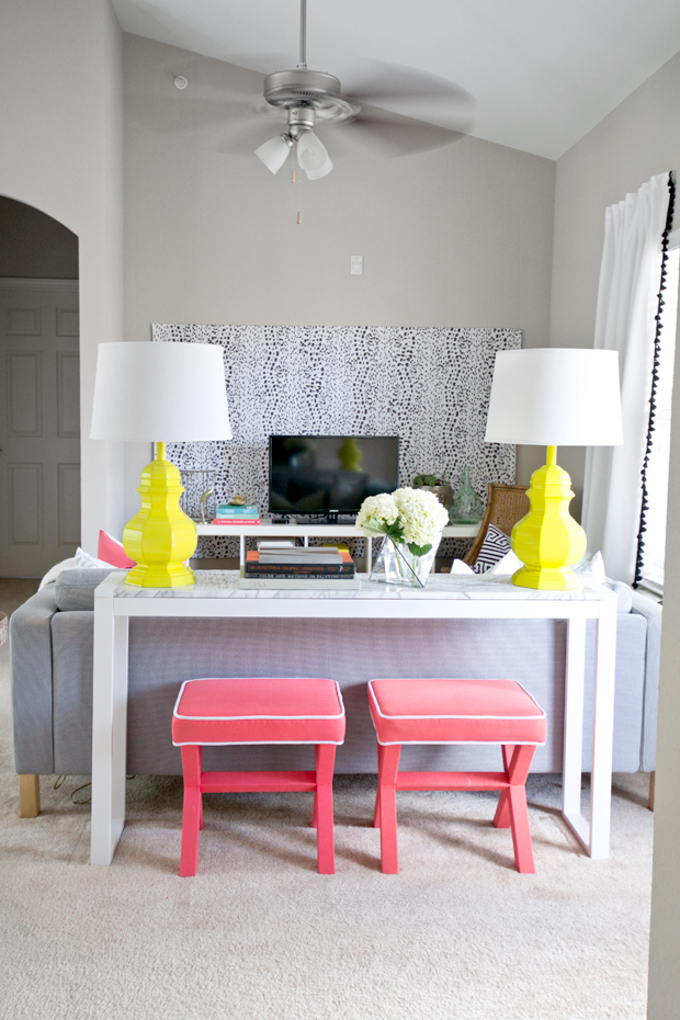 Sarah M Dorsey Designs Blogger Stylin Home Tour Our
