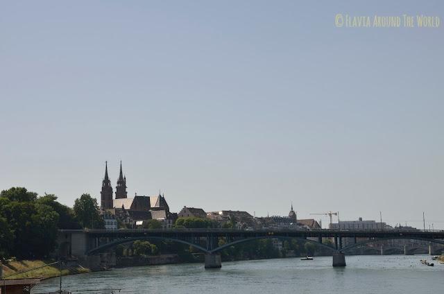 Espléndido día en Basilea