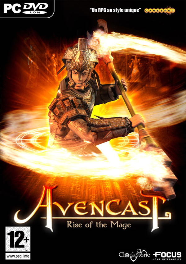 Avencast Rise of the Mage Download Cover Free Game