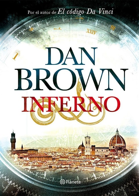 Reseña: Inferno - Dan Brown