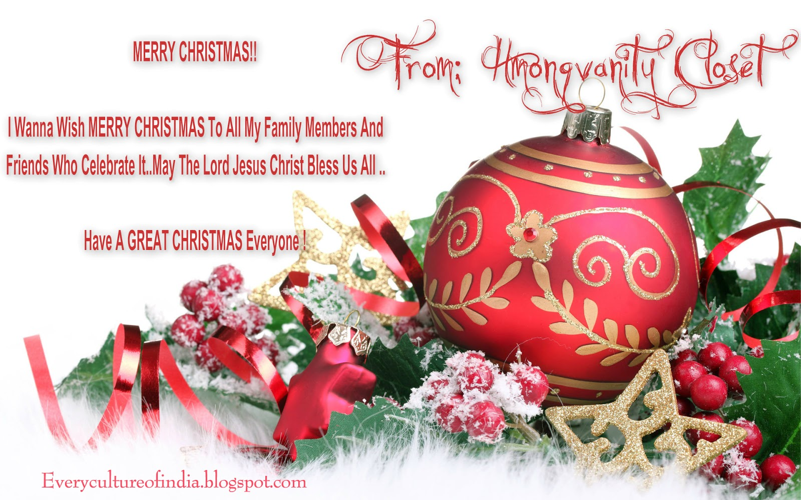 Merry Christmas Christmas Celebration In India Significance Of