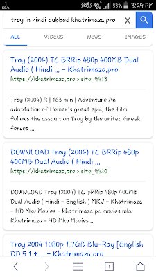 Download Movies In Android