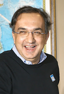 Photo of Sergio Marchionne