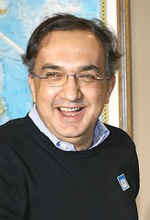 Photo of Sergio Marchionne