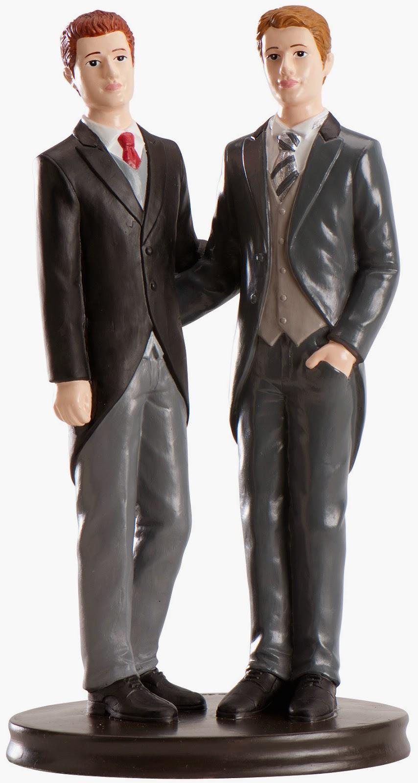 imagen figura tarta novios de boda