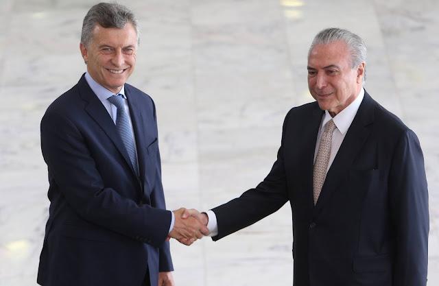 Brasil e Argentina experimentam mais uma vez as agonias do neoliberalismo