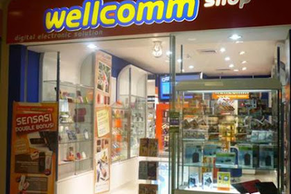 Lowongan Wellcomm Shop Mal Ciputra Pekanbaru Mei 2018