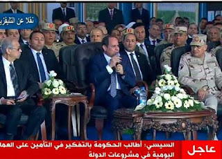 Egypt: Opening of the Mahmudiyah axis project within a year