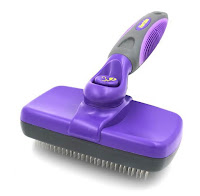 Hertzko Self-cleaning Slicker Brush review