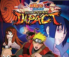 Naruto Shippūden: Ultimate Ninja Impact [Español] [PSP] [ISO]