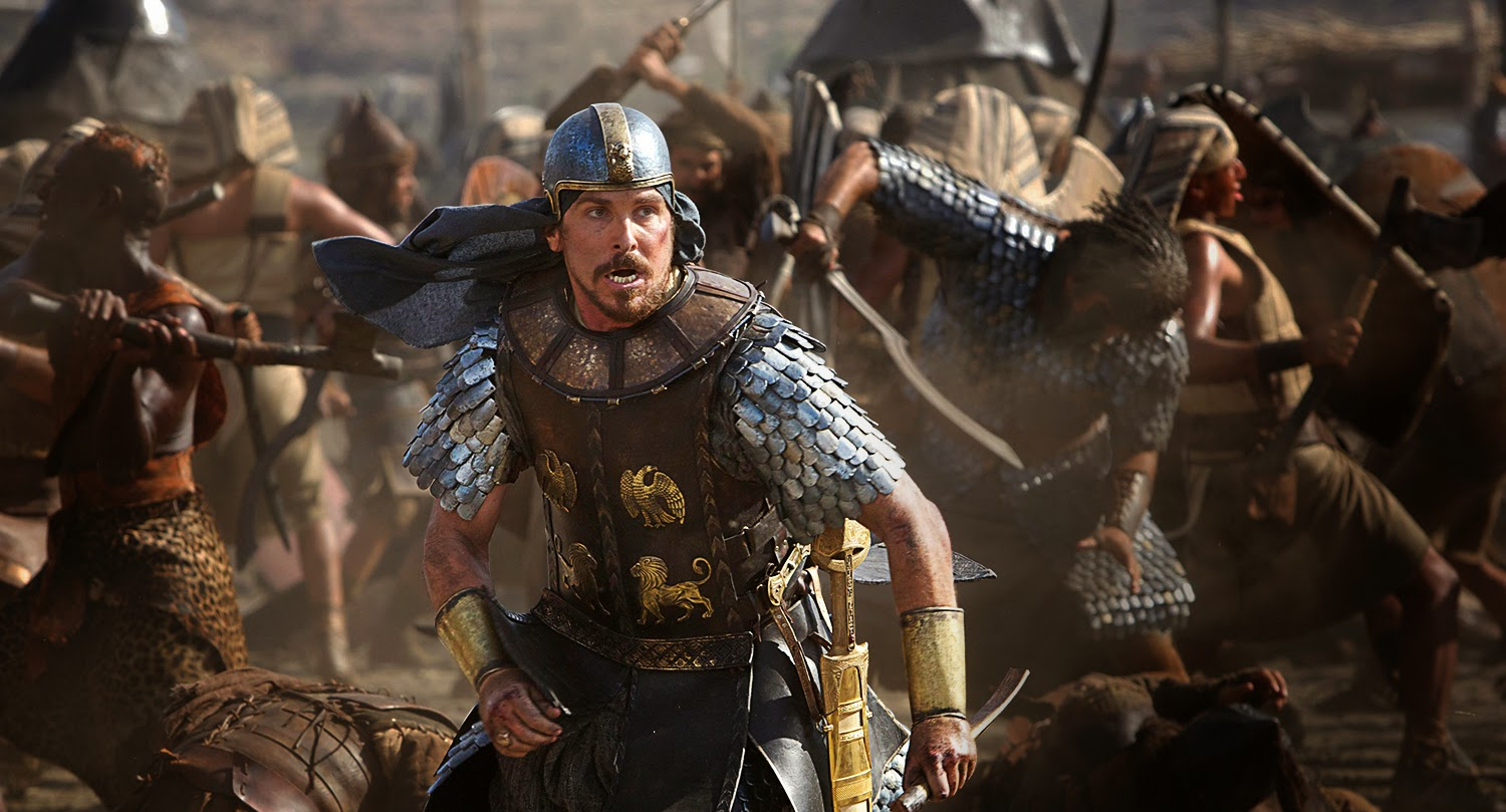 watch exodus- gods and kings trailer