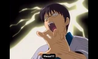 Shimura Shinpachi - Gintama Anime