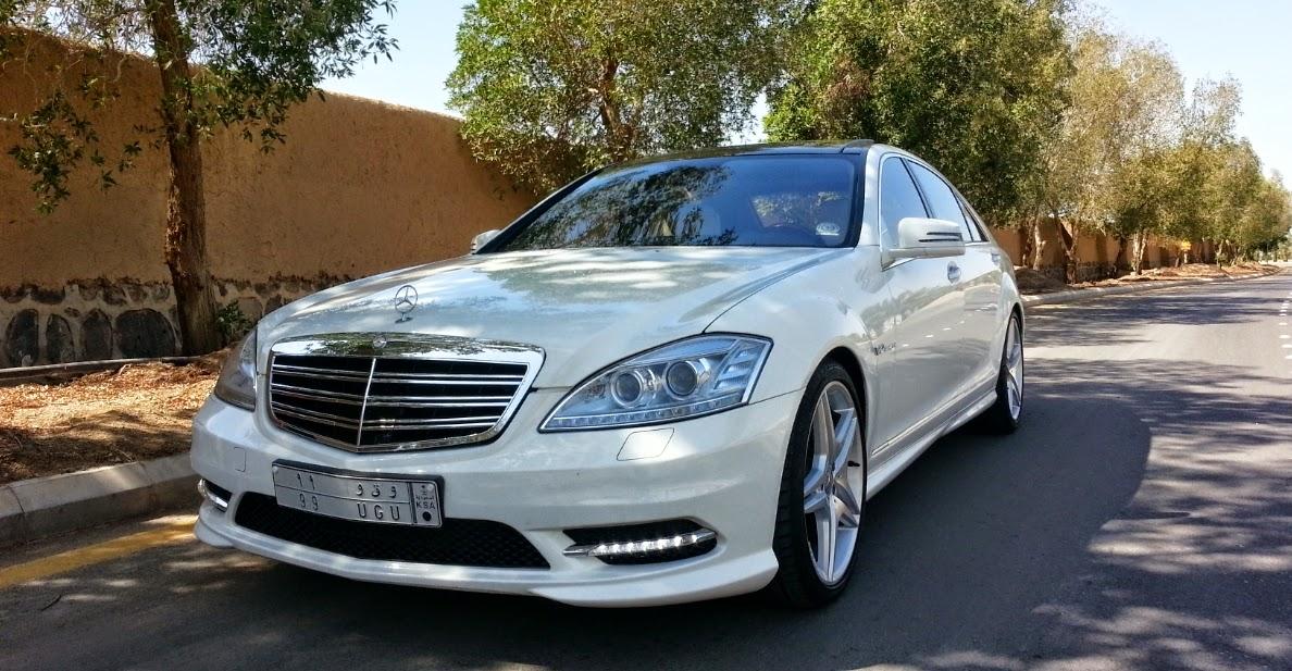 Benztuning Mercedes Benz W221 S600 L White