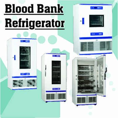 Jual Blood Bank Refrigerator, Kulkas penyimpan Darah