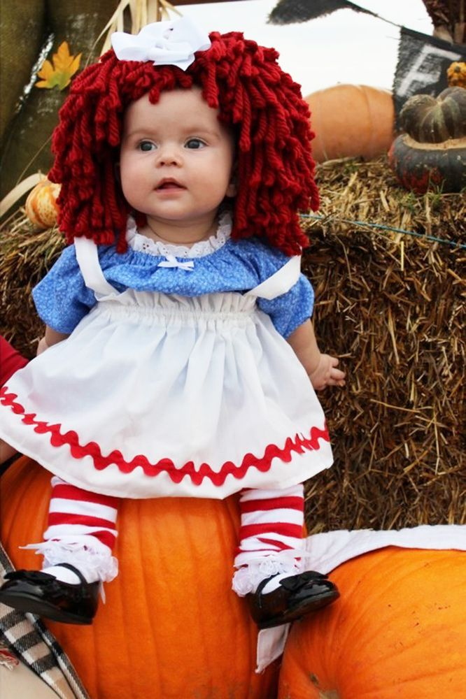 Marvelous Homemade Baby Girl And Boy Halloween Costumes 9 12 Months