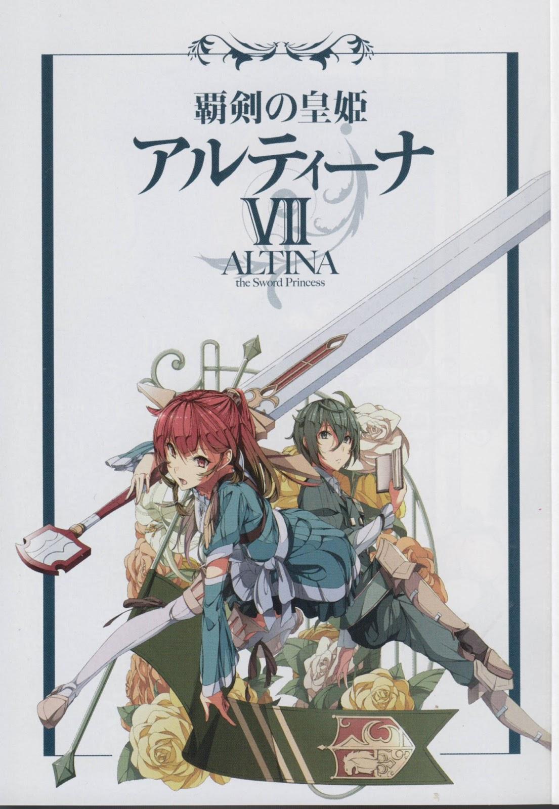 altina the sword princess pdf