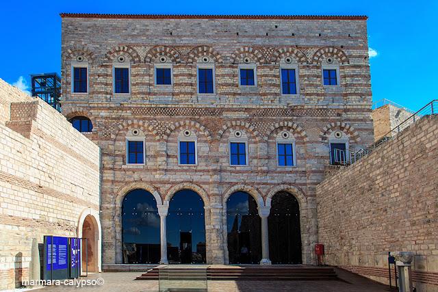 Дворец Багрянородного открыт