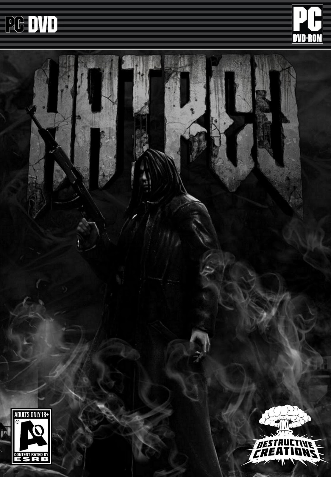 Hatred Full PC ESPAÑOL Cover Caratula