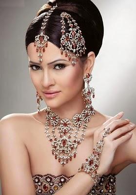 Asian Bridal Jewellery Designs