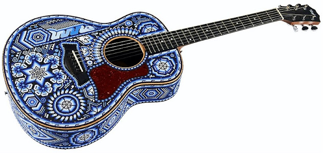 instrumentos musicales, arte huichol