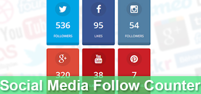Social-Media-Counter-Widget-Blogger