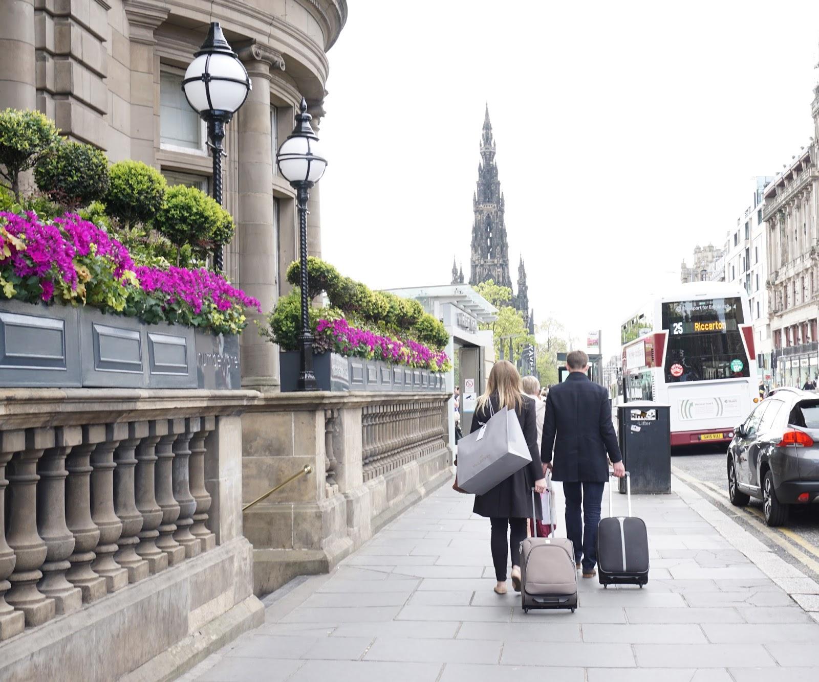 Street Edinburgh