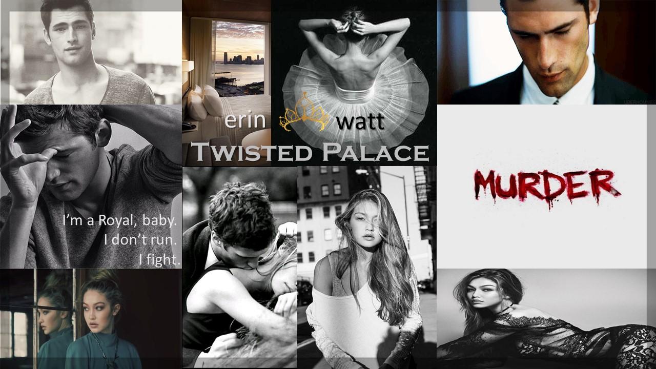 Értékelés/Review - Erin Watt: Twisted Palace