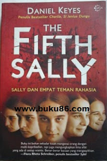 Novel The Fifth Sally by Daniel Keyes