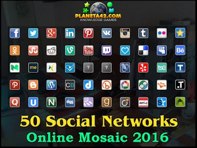 Social Networks Mosaic