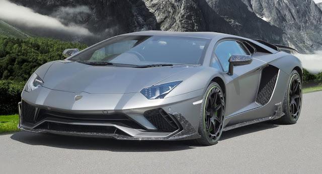 Lamborghini, Lamborghini Aventador, Mansory, Tuning