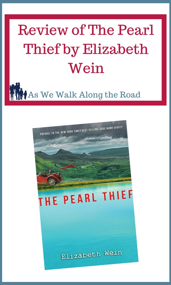 Review of The Pearl Thief by Elizabeth Wein