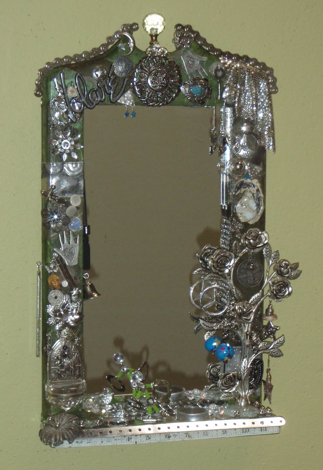 Obtainium Art A Gallery Of Assemblage Works Quot Mirror