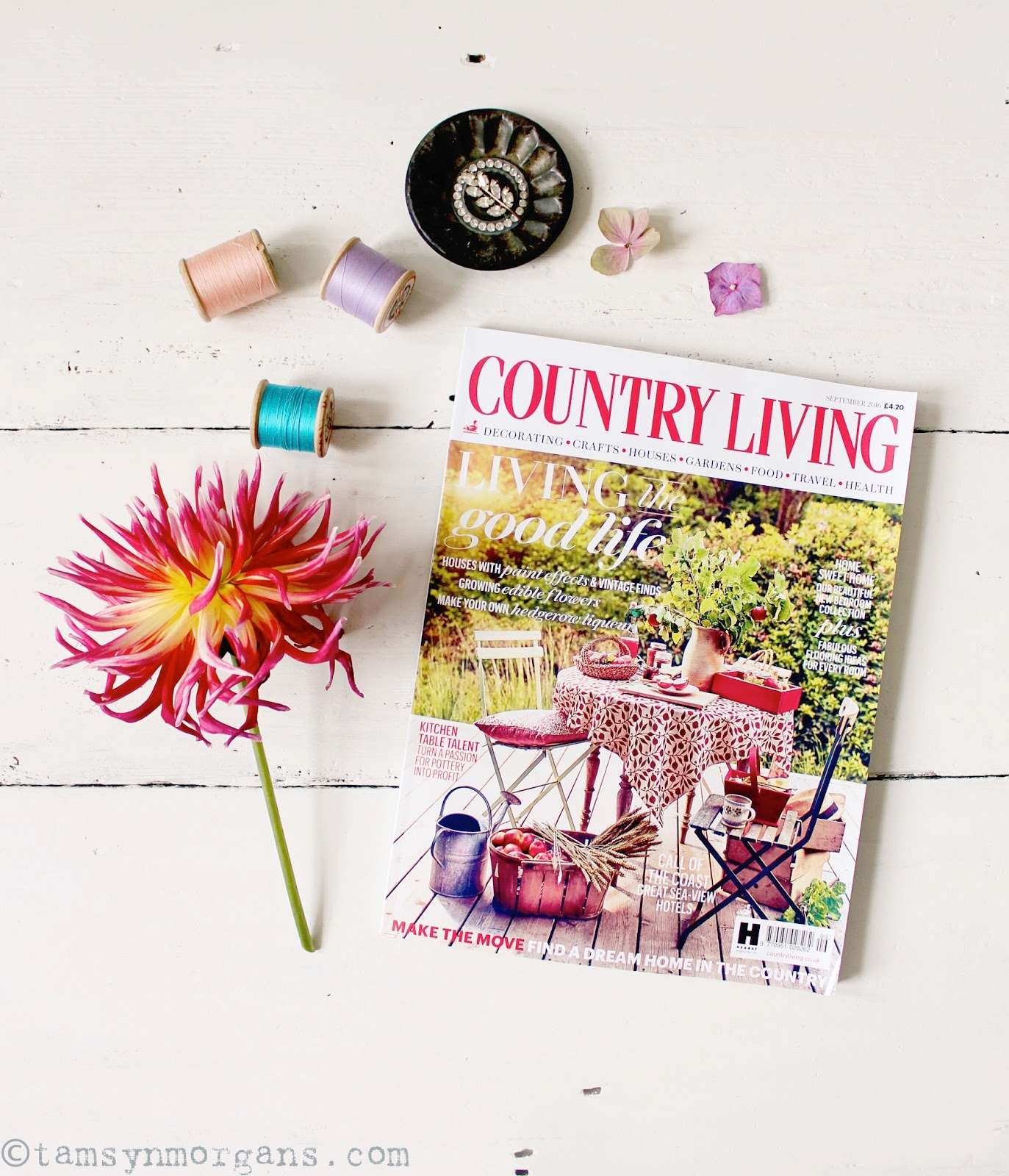 Country Living Magazine – My Home Feature