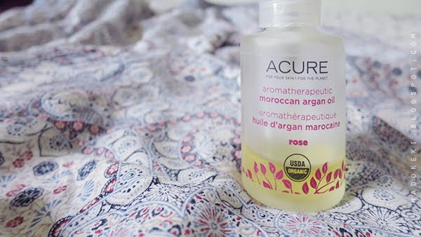 ACURE Moroccan Argan Oil Review