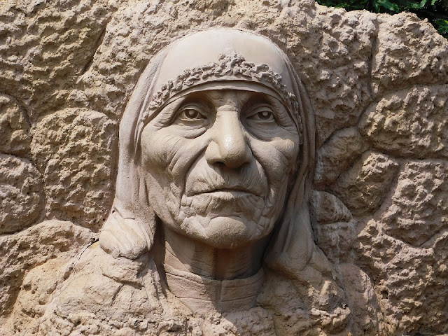 Exorcismo de la Madre Teresa