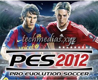 Pro Evolution Soccer 2012 (PES 2012) Java jar - Realgeeks
