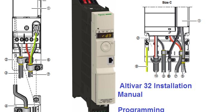 Altivar 310 programming manual Pdf