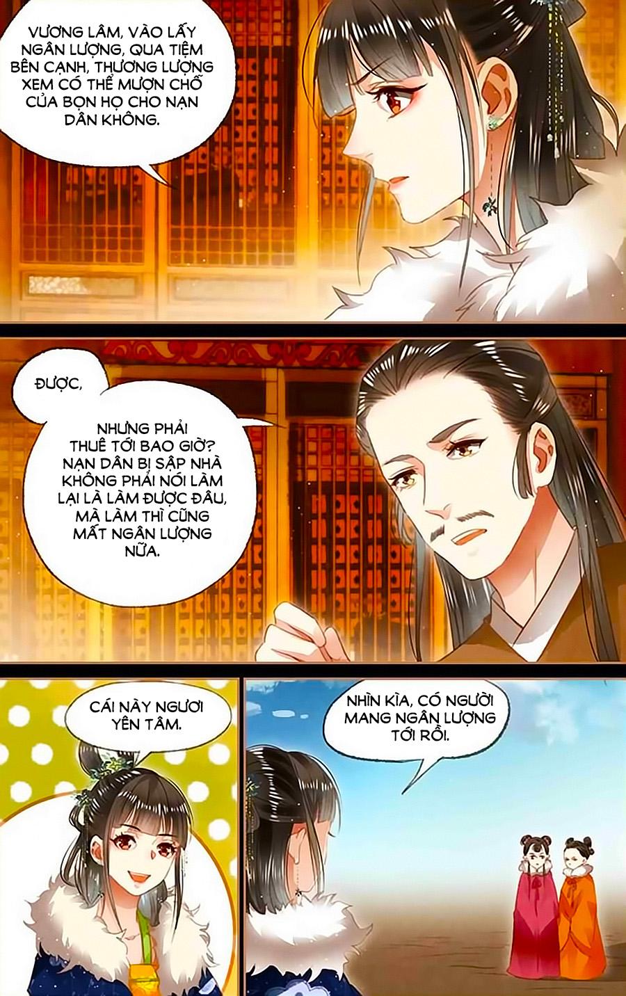 Thần Y Đích Nữ chap 103 - Trang 5