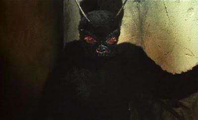 El deseo y la bestia 1968 / Secuencia de la película
