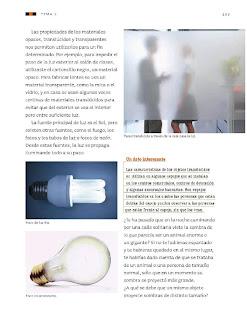 Apoyo Primaria Ciencias Naturales 3ro Grado Bloque IV Tema 1 Características de la luz y su importancia